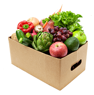 Learn more about Fruits & Vegetables Gift Certificates