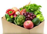 Fruits & Vegetables Gift Certificates