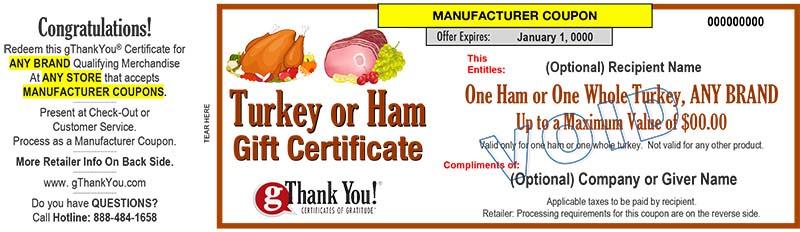 Turkey Or Ham