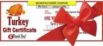 Turkey Gift Certificate