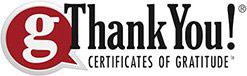 gThankYou! Employee Gift Certificates