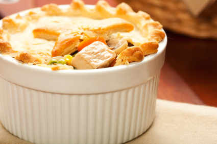 gThankYou! Turkey Pot Pie