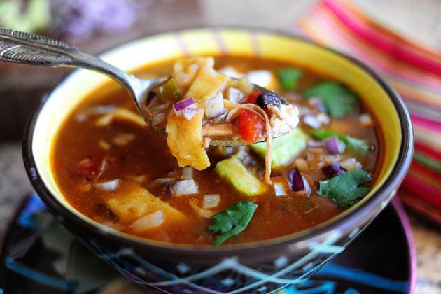 gThankYou Chicken Tortilla Soup Picture