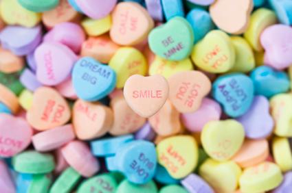 gThankYou! Candy Hearts
