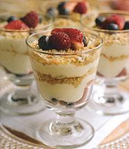 gThankYou! - Granola & Fruit Parfait