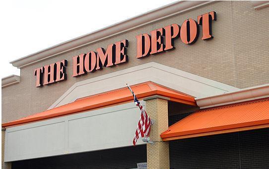 gThankYou! Home Depot Storefront