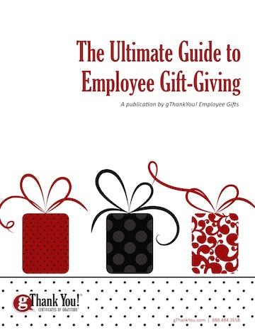 gThankYou! Employee Gift Guide