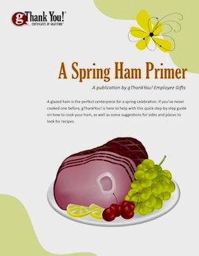 gThankYou! Spring Ham Primer
