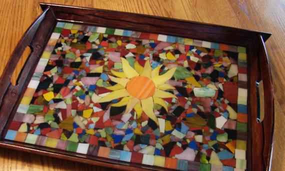 gThankYou! Employee Gifts - Artistic Tray
