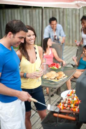 gThankYou! BBQ Workplace Party