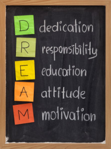 Motivating Employees - DREAM Image