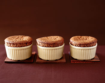 Thanksgiving Turkey - Souffles