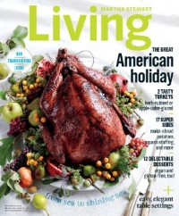 "Tips on finding the perfect Thanksgiving turkey by ""Living"" Magazine"