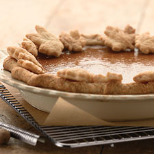 Thanksgiving Side Dishes - King Arthur Pumpkin Pie
