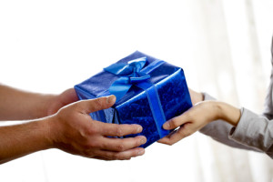 Sharing Employee Gifts