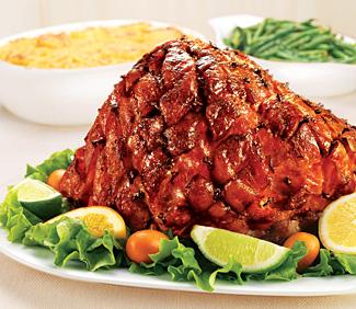 Holiday Ham - Bill's Honey Ham from Penzeys Spices