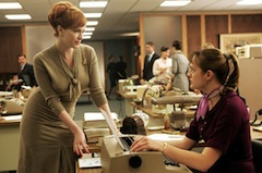 Mad Men Secretarial Pool: Administrative Professionals Day