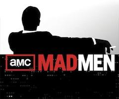 Mad Men Logo: Administrative Professionals Day