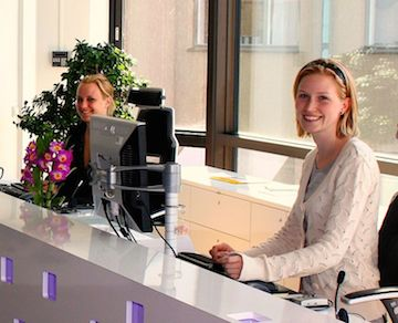 National Receptionist Day - Office Receptionists