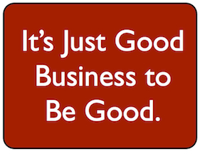 Employee Engagement - It's Good Business to be Good