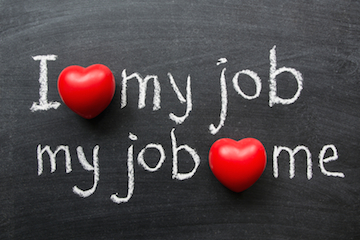 Employee Retention - I love my job and my job loves me!