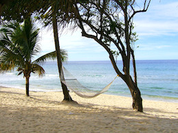 employee productivity needs downtime - beach scene