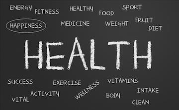 Workplace Wellness Word Bubble