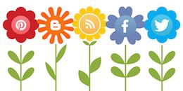 sharing workplace gratitude through social media