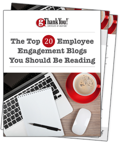 "Download FREE eBook ""Top 20 Employee Engagement Blogs You Should Be Reading"""
