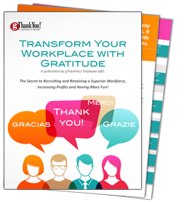 "FREE eBook, ""Transform Your Workplace with Gratitude"" - DOWNLOAD NOW1"