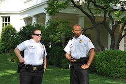 Secret Service low morale