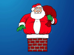 Fat-Santa