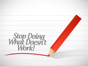 Improve Your Workplace Wellness Program by stop what's not working and investing in what does!
