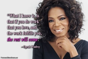 The health-happiness connection - Oprah