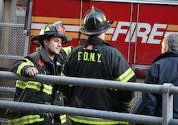 Forbes Best Employers 2015 - New York Fire Department