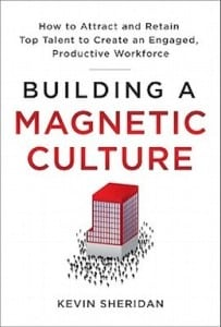 "Employee engagement books: ""Building a Magnetic Culture"""
