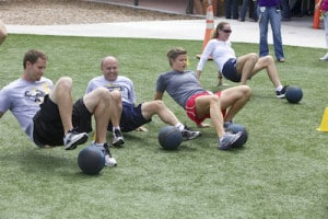 Move workplace wellness programs outside this summer!