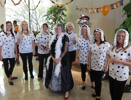 Build employee engagement this Halloween with a costume contest!