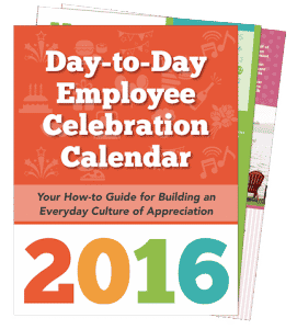 Build a culture of appreciation with this free employee celebration calendar ebook from gThankYou!