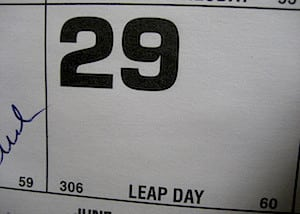 how to celebrate Leap Day with Employees