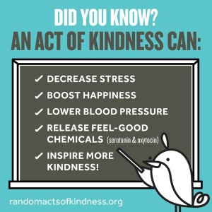 Workplace kindness benefits your health too!