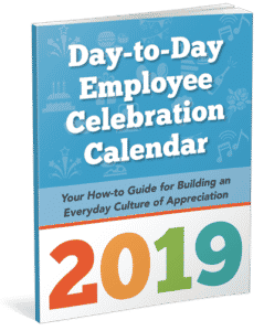 Day-to-Day Employee Celebration Calendar