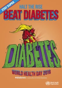 Support World Health Day in your workplace!