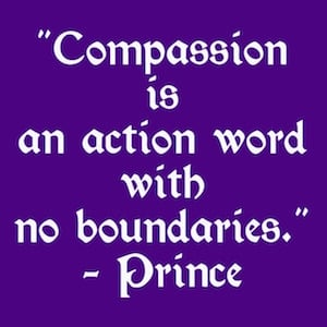 Did you know Prince is an example of workplace gratitude in action?