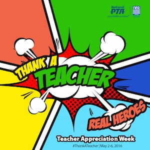 Share your teacher appreciation today!