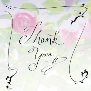 A handwritten employee thank you is a keepsake and one of your best ways to show real appreciation.