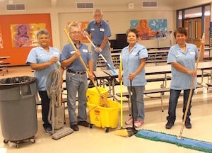 How will you celebrate custodial workers recognition day?