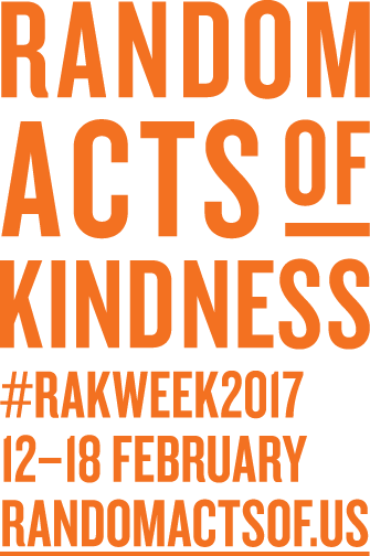 How will your organization celebrate random acts of kindness week?