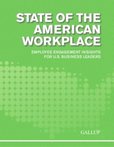 "Download Gallup's ""2017 State of the American Workplace"" and learn why employee recognition is the #1 priority."