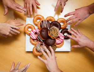 Sharing appreciation is sweet on National Doughnut Day!